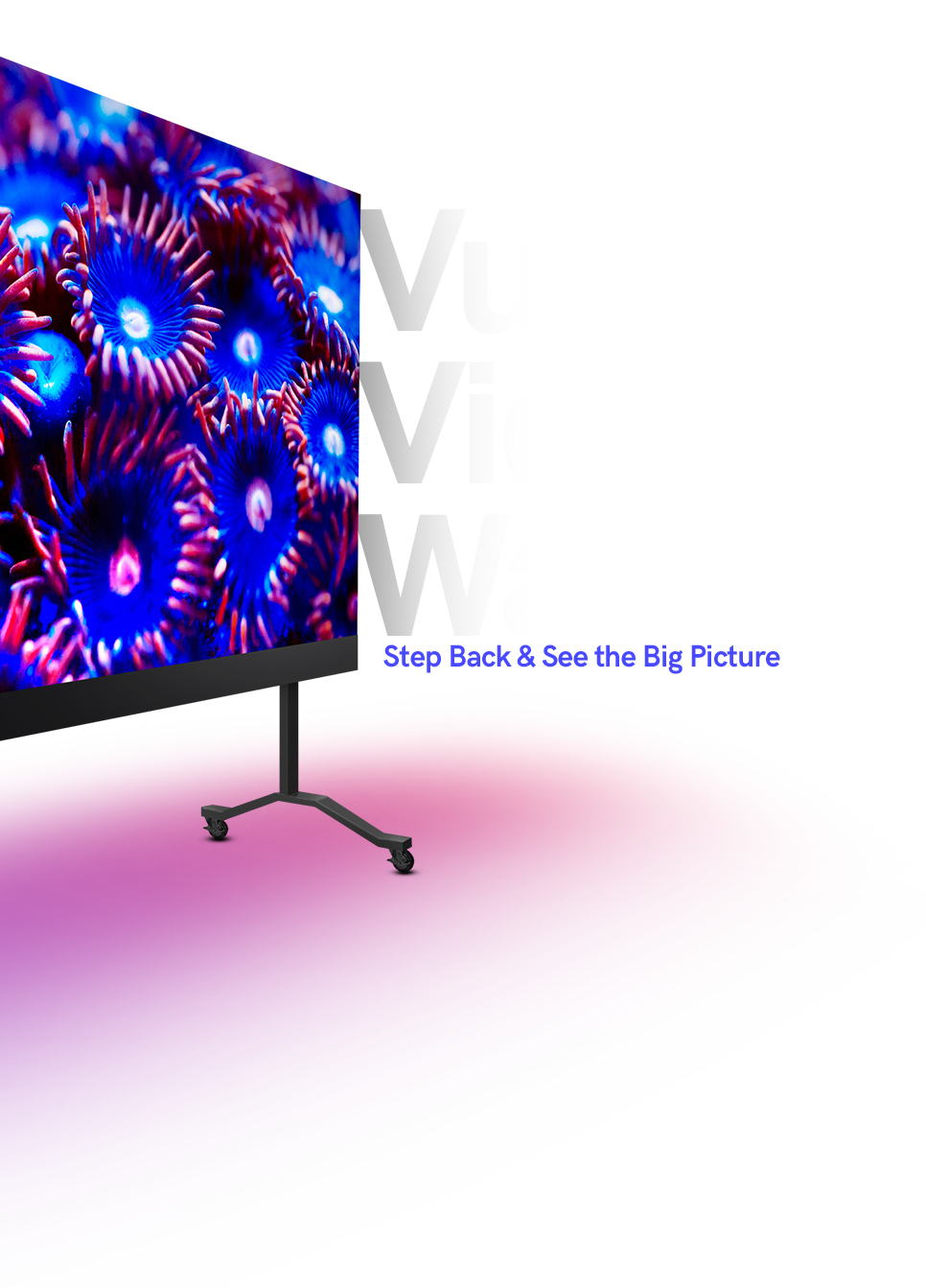 Vue Video Wall - Clear Digital Solutions